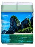 Krabi Beach 2 Duvet Cover