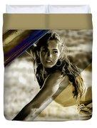 Megan Fox Collection Duvet Cover