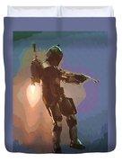 New Star Wars Poster Duvet Cover