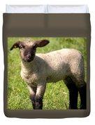 Spring Lamb Duvet Cover