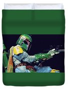 Star Wars At Art Duvet Cover