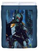 Star Wars Galactic Heroes Poster Duvet Cover
