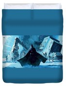 Star Wars Saga Poster Duvet Cover