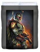 Video Star Wars Poster Duvet Cover