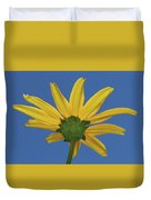 Wild Sunflower Stony Brook New York  Duvet Cover