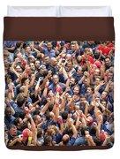 Xxvi Concurs De Castells Duvet Cover