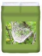 10000-spider Web1 Duvet Cover