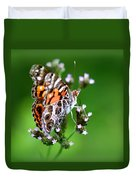 1074- Butterfly Duvet Cover