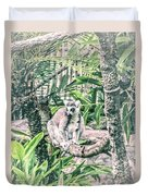 10773 Cotton Topped Tamarin Duvet Cover