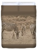 South Africa Duvet Cover