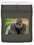 10898 Gorilla Duvet Cover