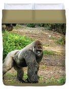 10899 Gorilla Duvet Cover