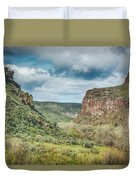 10901 Owyhee Canyon Duvet Cover