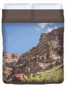 10902 Owyhee River Canyon Duvet Cover