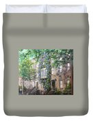 10th Street Wisteria Duvet Cover