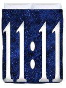 11 11 Duvet Cover