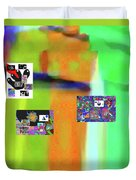 11-20-2015dabcdefghijklmnopqrtuvwxyzabcde Duvet Cover