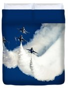 Air Show Duvet Cover