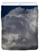 First Nebraska Storm Chase 2015 Duvet Cover