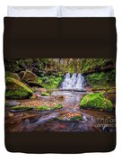 Goit Stock Waterfall Duvet Cover