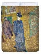 Lautrec  Duvet Cover