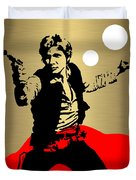 Star Wars Han Solo Collection Duvet Cover