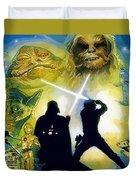 The Star Wars Art Duvet Cover