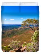 Wilpena Pound  Duvet Cover