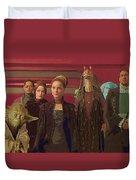 A Star Wars Art Duvet Cover