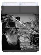 Amish Life Duvet Cover