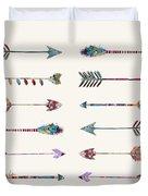 12 Arrows Duvet Cover