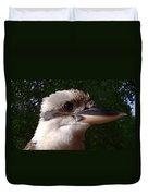 Australia - Kookaburra Poses Duvet Cover