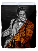 Bo Diddley Collection Duvet Cover