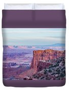 Canyonlands National Park Utah Duvet Cover