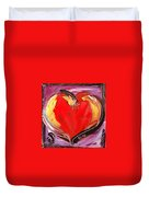 Hearts Duvet Cover
