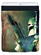 Jedi Star Wars Art Duvet Cover