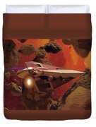 Movies Star Wars Poster Duvet Cover