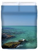 12- Ocean Reef Park Duvet Cover