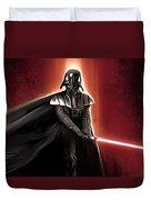 Star Wars Old Poster Duvet Cover