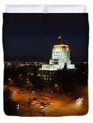 12th And Cambie 1 Duvet Cover