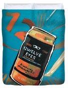 12welve Eyes Duvet Cover