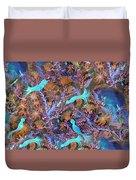 Birds Symphony Duvet Cover