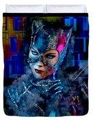 Catwoman Duvet Cover