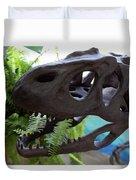 Centro De Investigaciones Paleontologicas Duvet Cover