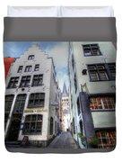 Cologne Germany Duvet Cover