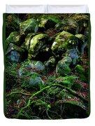 Fontainebleau Forest Duvet Cover