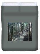Forestry Duvet Cover