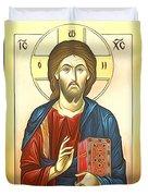 Jesus Christ Duvet Cover