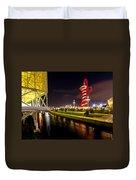 Olympic Park Duvet Cover
