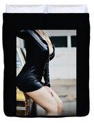 Pin Up #8 Duvet Cover